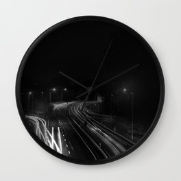 what have you said? Wall Clock