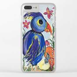 Tweets Clear iPhone Case