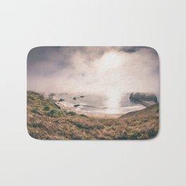 The (Sonoma) Beach - Goat Rock. Bath Mat