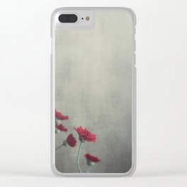 Rouge Clear iPhone Case