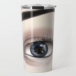 Eye Art Travel Mug