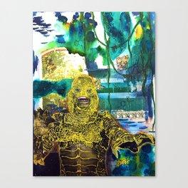 Calgon, Take Me Away Canvas Print