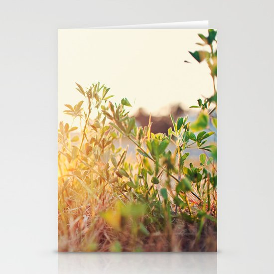 Sun Rising Stationery Cards