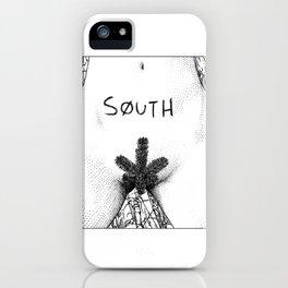 asc 419 - Le jeu de piste (The treasure hunt) iPhone Case