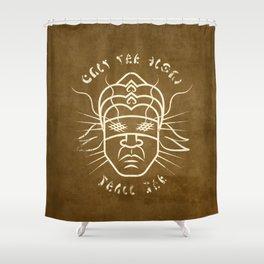 The Eye of Mara Shower Curtain