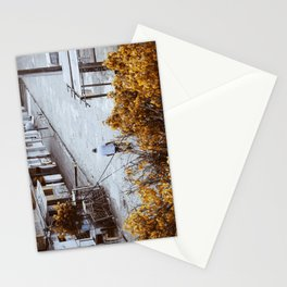 Loneliness. Stationery Cards