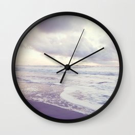 Sea Breathe Wall Clock