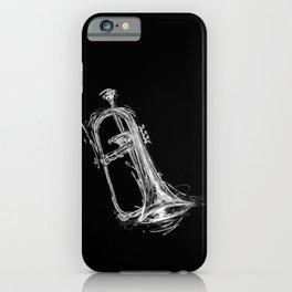 Flugelhorn iPhone Case
