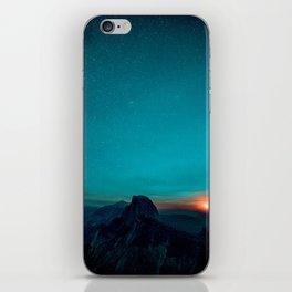 The Sunrises (Color) iPhone Skin