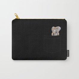 Pocket Elephant Carry-All Pouch