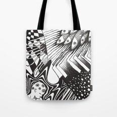 PSYKE2 Tote Bag