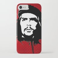 che iPhone & iPod Cases featuring CHE by favewavearts