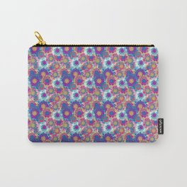 Modern decorative flowers Carry-All Pouch