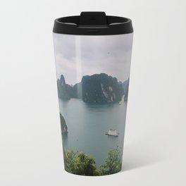 Ha Long Bay Islands Travel Mug