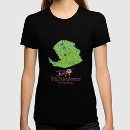 isla de la juventud Cuba map T-shirt