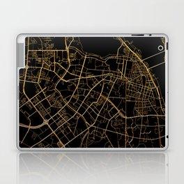 Hanoi map, Vietnam Laptop & iPad Skin