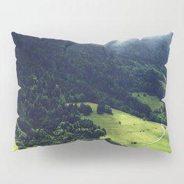 Tucked Away Pillow Sham