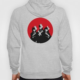 Japanese Metal Girls Hoody