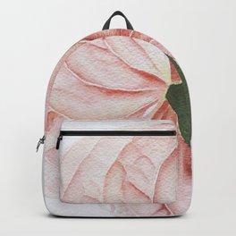 Pink Anthurium Backpack