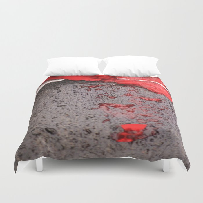 Smashed Duvet Cover