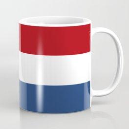 The Netherlands Flag / The Dutch Flag Coffee Mug