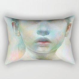 Open the eyes Rectangular Pillow