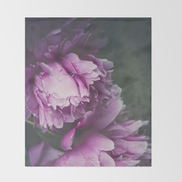 Mysterious Passion Throw Blanket