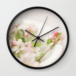 Crabapple II Wall Clock