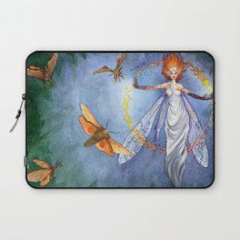 Will O' the Wisp Laptop Sleeve
