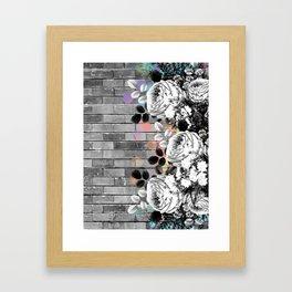 It's Complicated  Framed Art Print