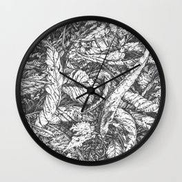 Life Down There. Wall Clock