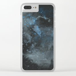 Space Clear iPhone Case