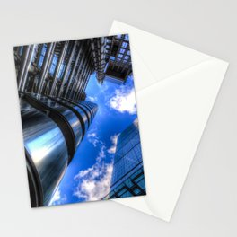 Lloyd's of London and the Cheese Grater Stationery Cards