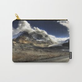 Glacier Expressif Carry-All Pouch