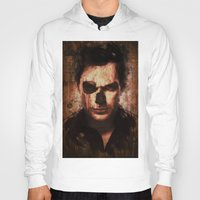 dexter Hoodies featuring Dexter by Sirenphotos