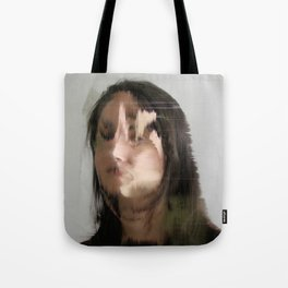 DRAW INCIDENT - GREEN Tote Bag