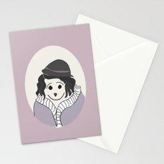 Piaf - La vie en Rose Stationery Cards