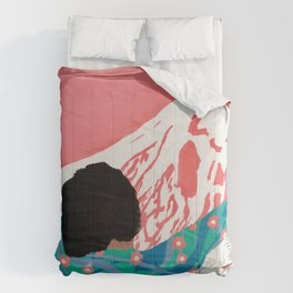 Coach Daydream Japan Mount Fuji Comforters