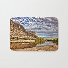 Rio Grande River Bath Mat