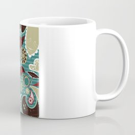 A Long Time Ago In A Paisley Far Far Away Coffee Mug