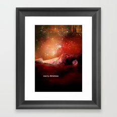 Christmas I Framed Art Print