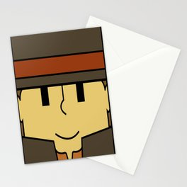 Minimal Layton Stationery Cards