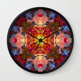 Tushita Heaven Wall Clock