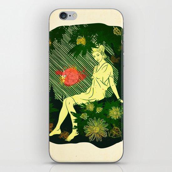 Divina Melancholia iPhone & iPod Skin