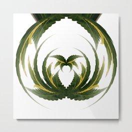 The Vase... Metal Print