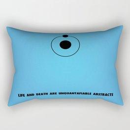 Dr. Manhattan Rectangular Pillow