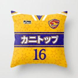 Sendai 2000 Throw Pillow