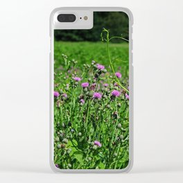 Legacy of the Highlands Clear iPhone Case