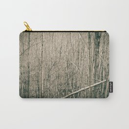 Can't see the Trees for the Wood Carry-All Pouch