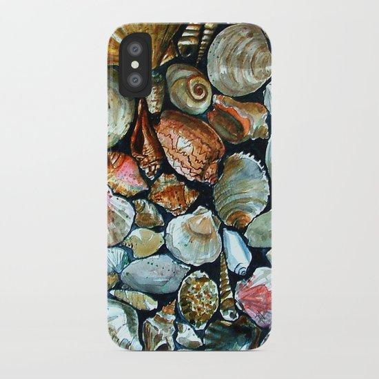 Sea shells  iPhone Case